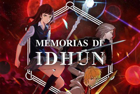 Memorias de Idhún en Netflix