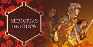 Memorias de Idhun comic
