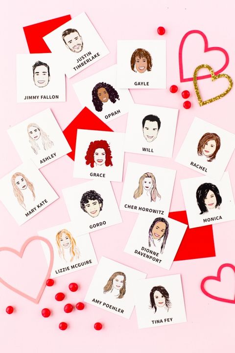 valentines day games for adults memory