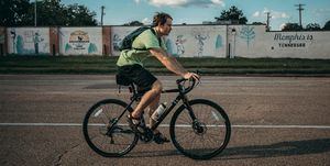 Memphis cyclist
