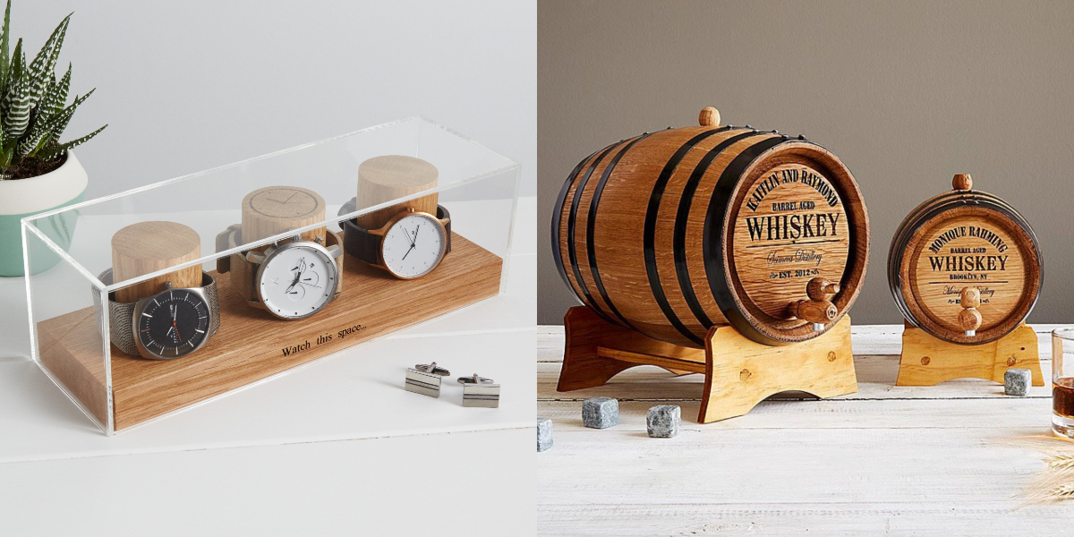 15 Awesome Men's Anniversary Gifts He Didn't Even Know He Needed