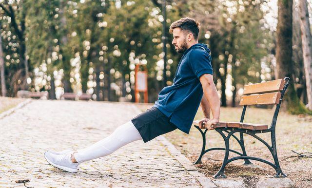 dips o fondos para tríceps