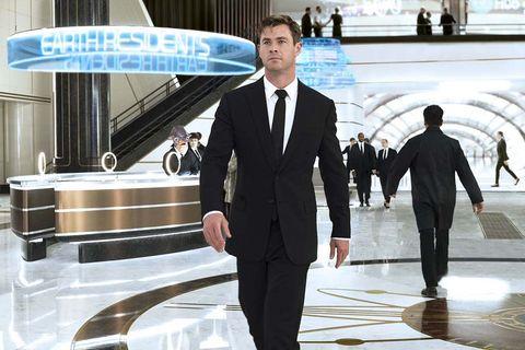 Men in Black 4 Chris Hemsworth