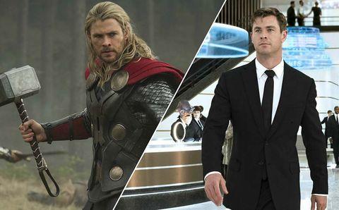 Men In Black International Tiene Una Referencia A Thor Y