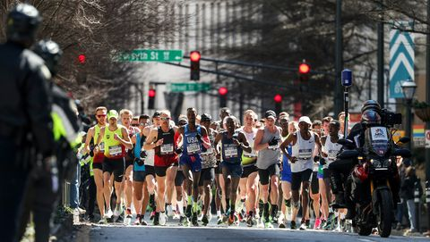 2020 Olympic Trials Marathon