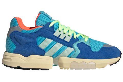 Shoe, Footwear, Outdoor shoe, Running shoe, Sneakers, Walking shoe, Aqua, Blue, Green, Turquoise,