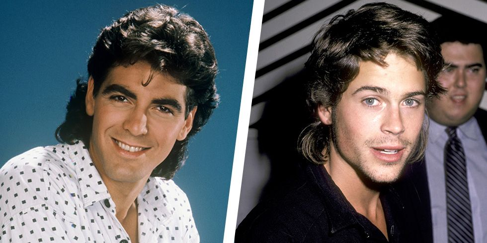 There's a Good Chance Your Favorite Celebrity Once Rocked a Mullet
