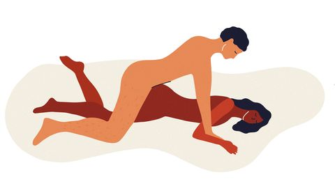 the flatiron sex position