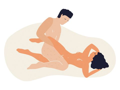 the pretzel sex position