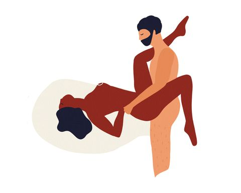 Sex positions that turn men on