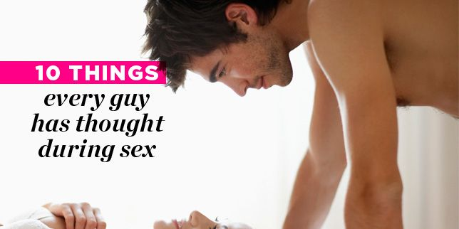 Do think what about most men 13 Things