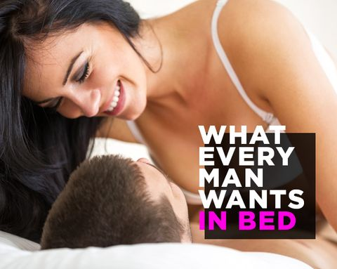 10 Things Every Man Wants in Bed