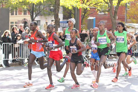 Guide to the New York City Marathon Pro Field