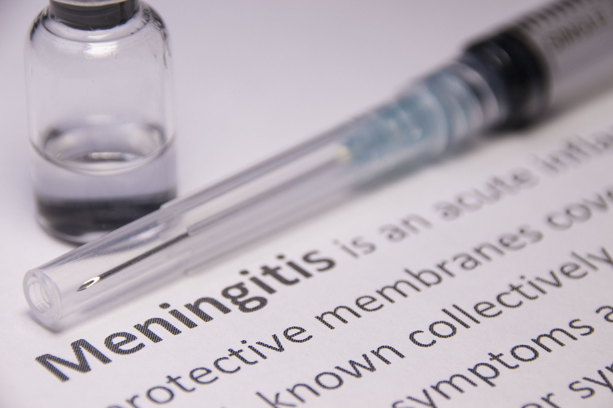 Meningitis: Symptoms, causes and treatment