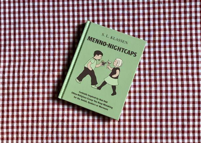 mennonightcaps book