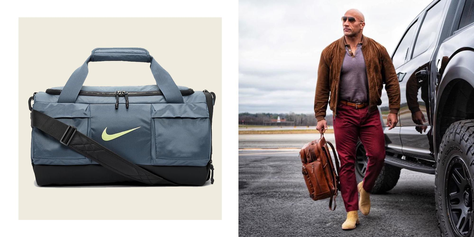 15 Bags Any Guy Will Actually Use, from Gym Stowaways to Weekend Holdalls