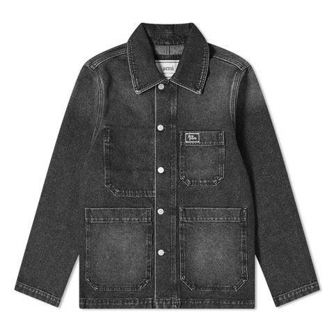 best mens black denim jackets
