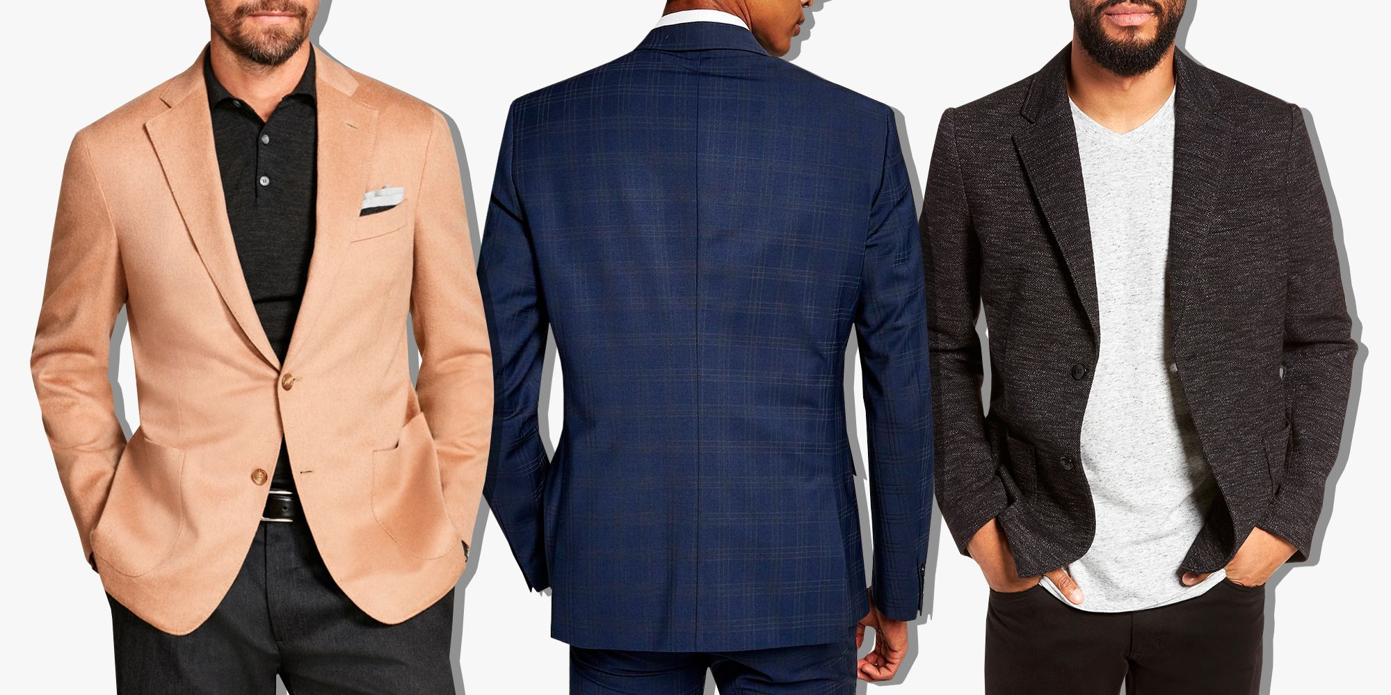Mens Patterned Blazers Simple Design Ideas