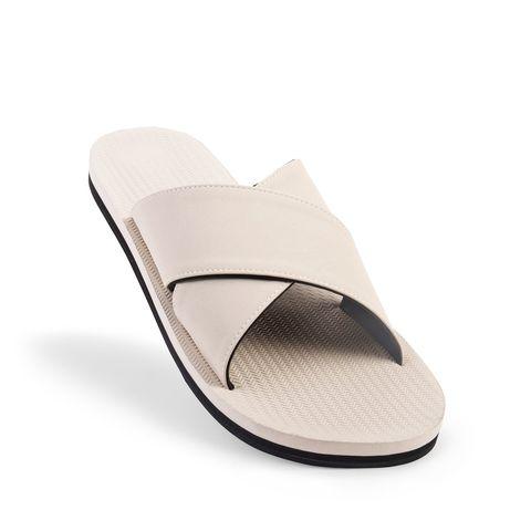 indosole duurzame slippers heren