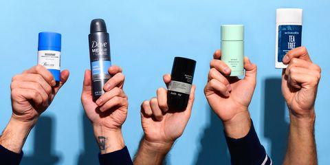 mens deodorants best 2018