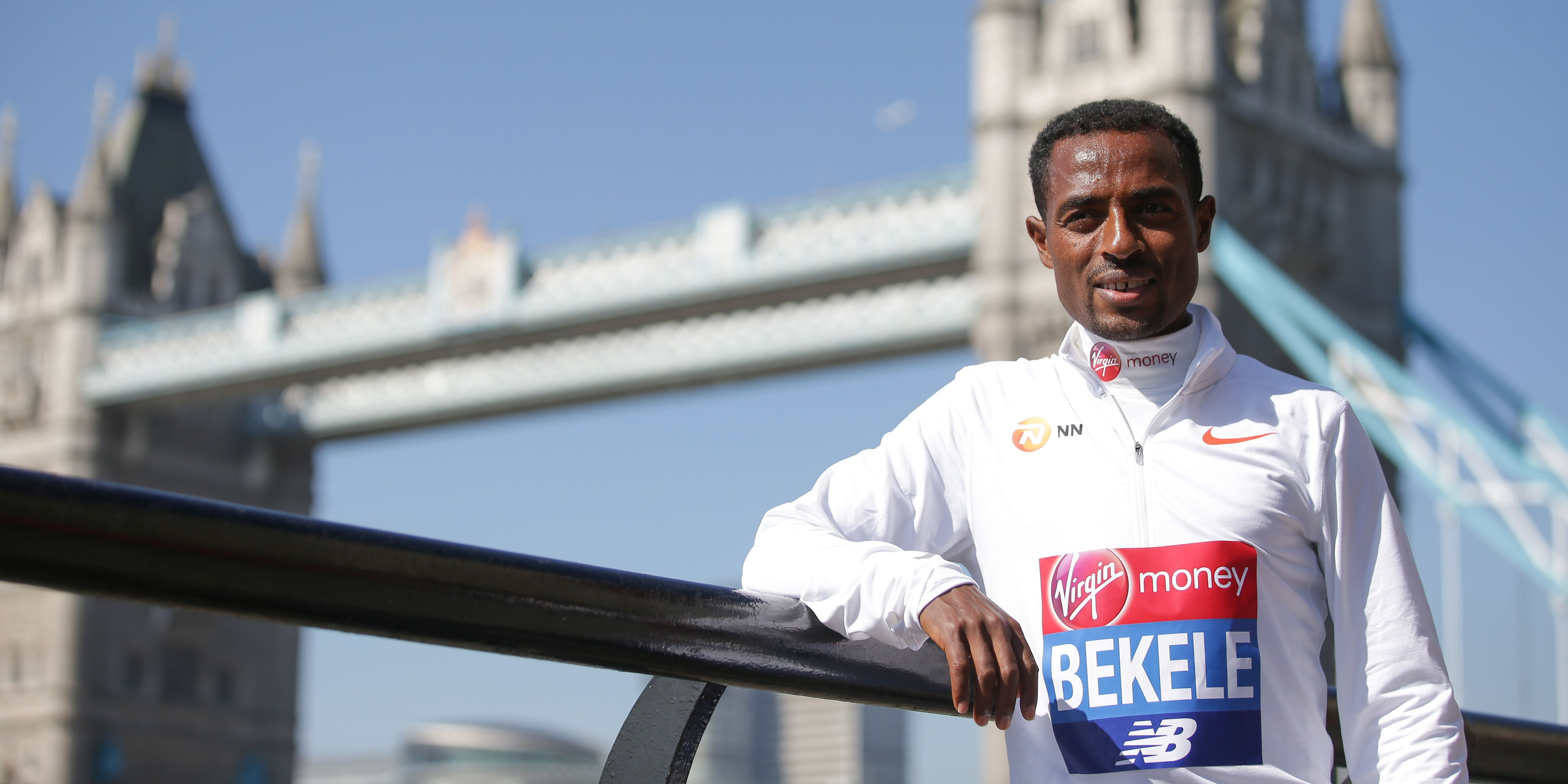 These are the shoes Kenenisa Bekele will wear for the elite-only London Marathon