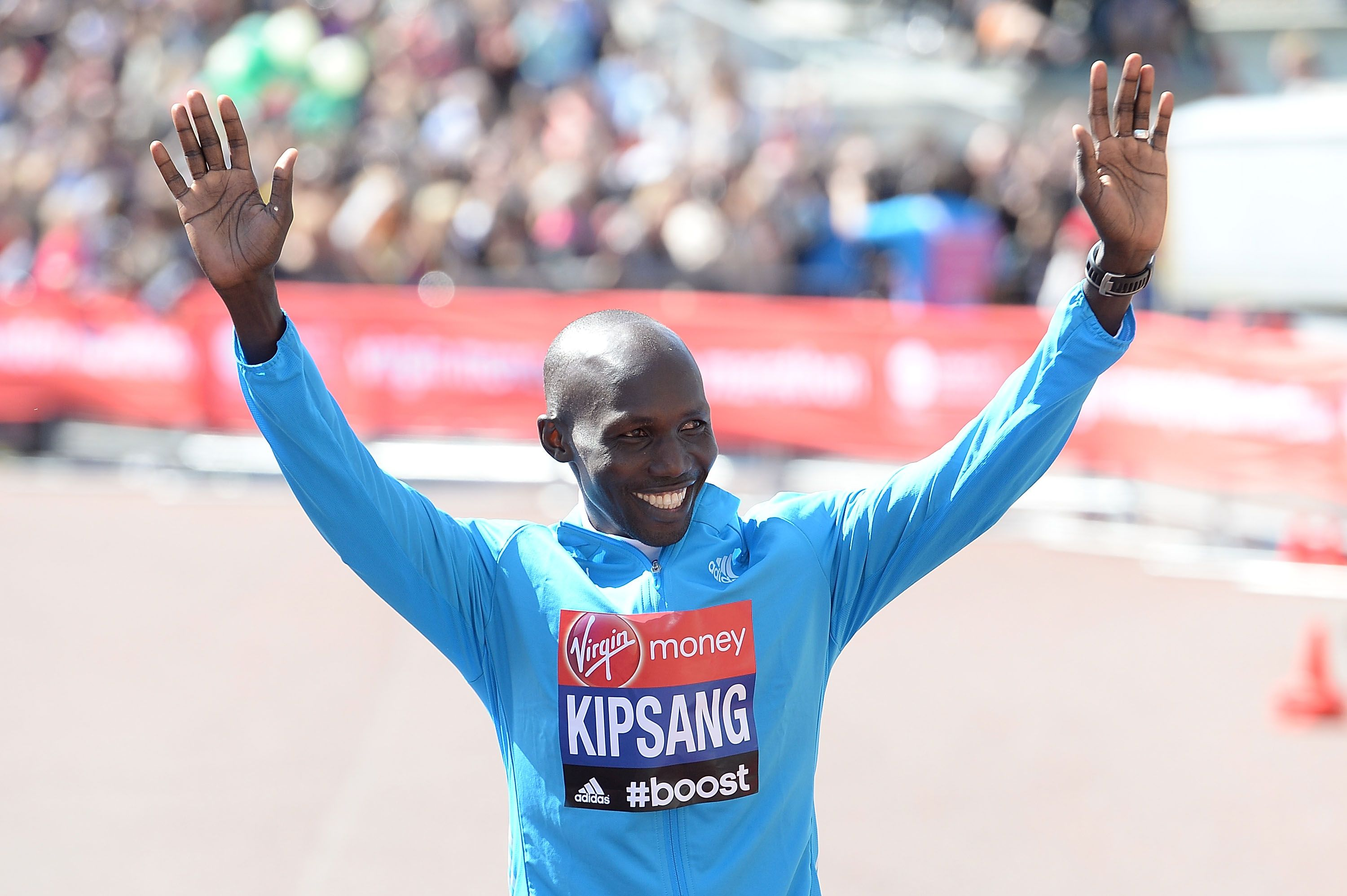 Two-time London Marathon winner suspended for anti-doping violations
