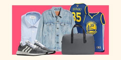 Clothing, Denim, Jeans, Fashion, Footwear, Bag, Hand luggage, Textile, Electric blue, Font,