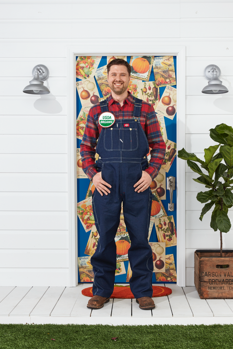 farmer mens halloween costume
