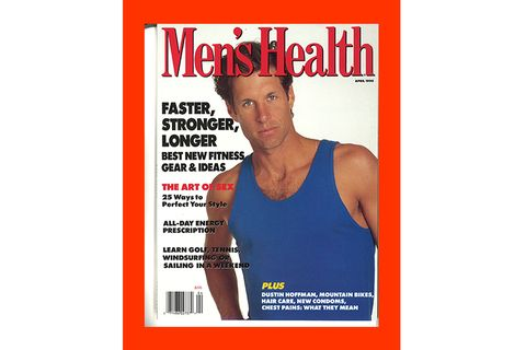 Men's Health 1990 Cover