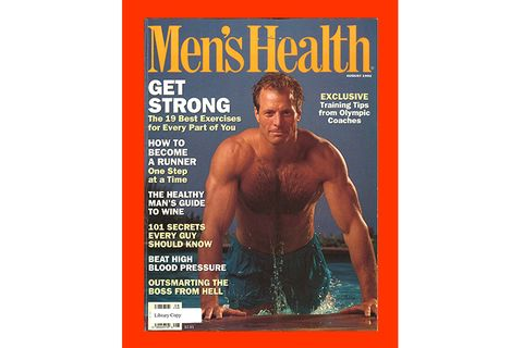 The Weirdest Men's Health Covers | Men's Health