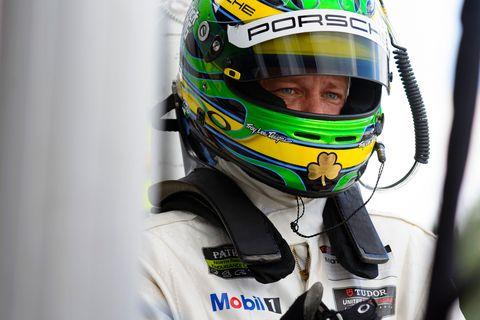 Porsche Le Mans Patrick Long