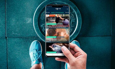 men's health squid app