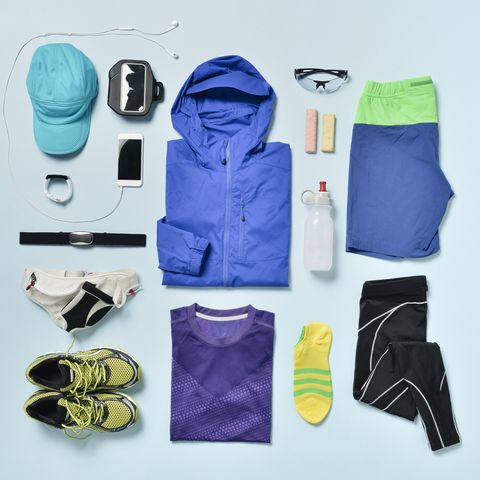 men's jogging supplies
