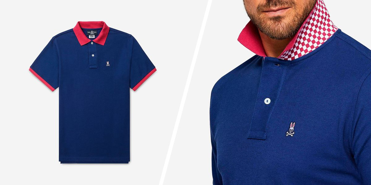 c7f84a3e799d0 These Polo Shirts Will Erase Any Memory of the Boring 'Dad' Shirt You  Remember