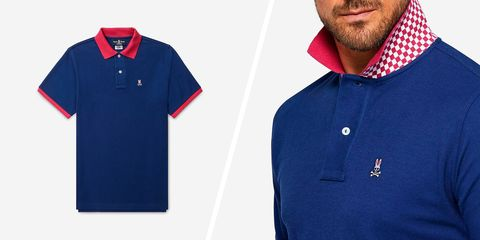 c6a0340213f242 10 Stylish Men s Polo Shirts to Wear This Fall 2018 - Best Men s Polos