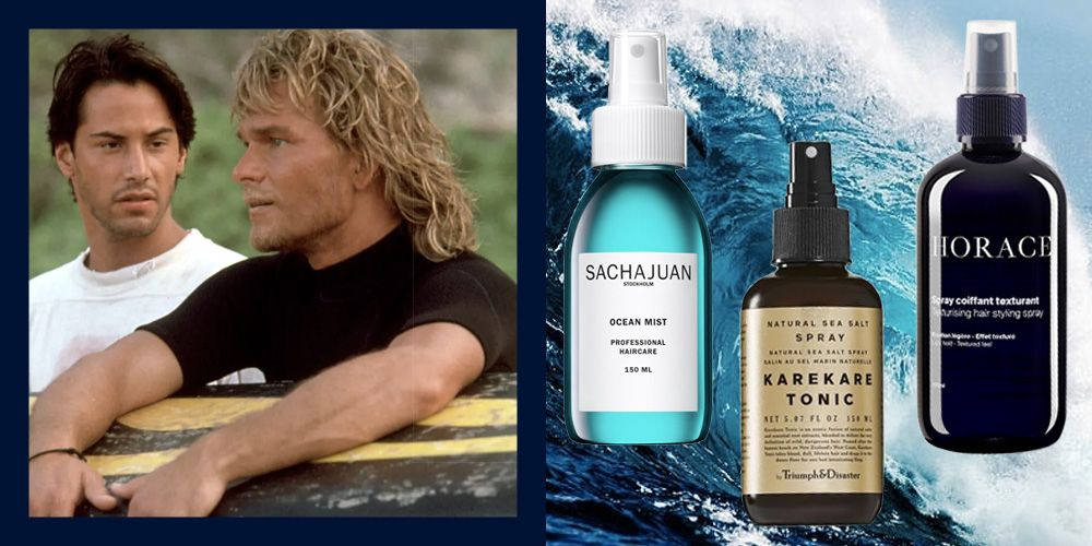 Sea Salt Spray is the Grooming Trick All Men Should Know About