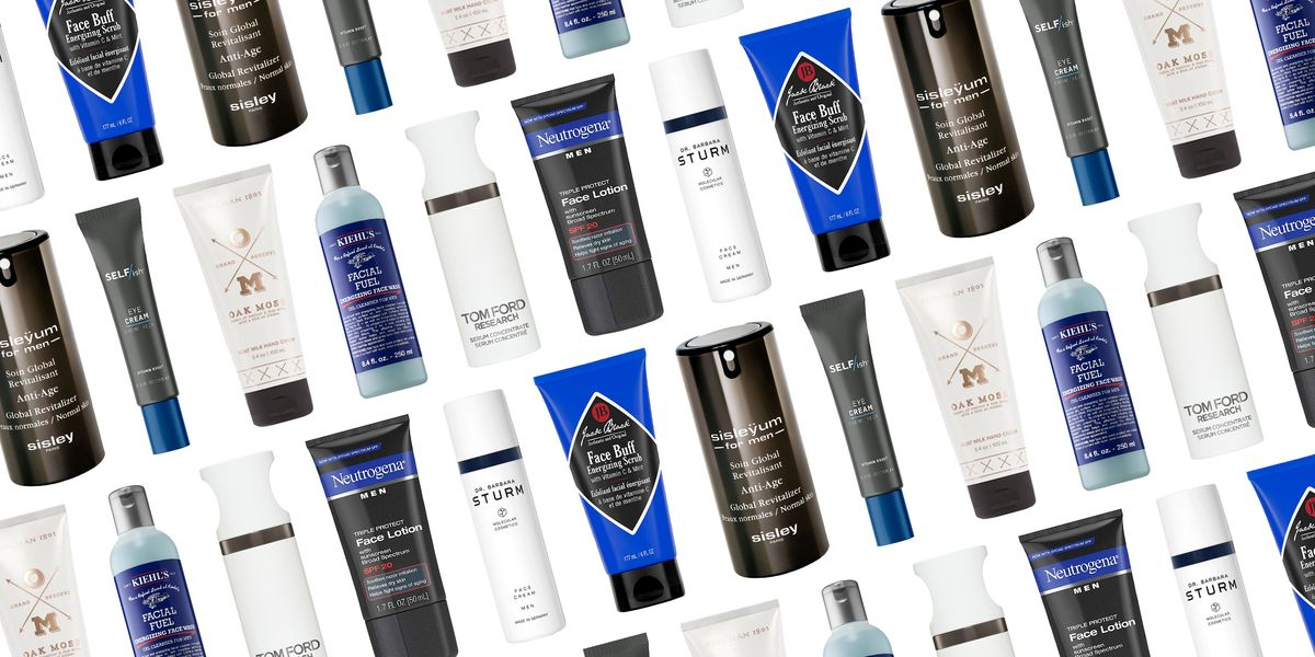 The Most Effective Skincare Products for Men