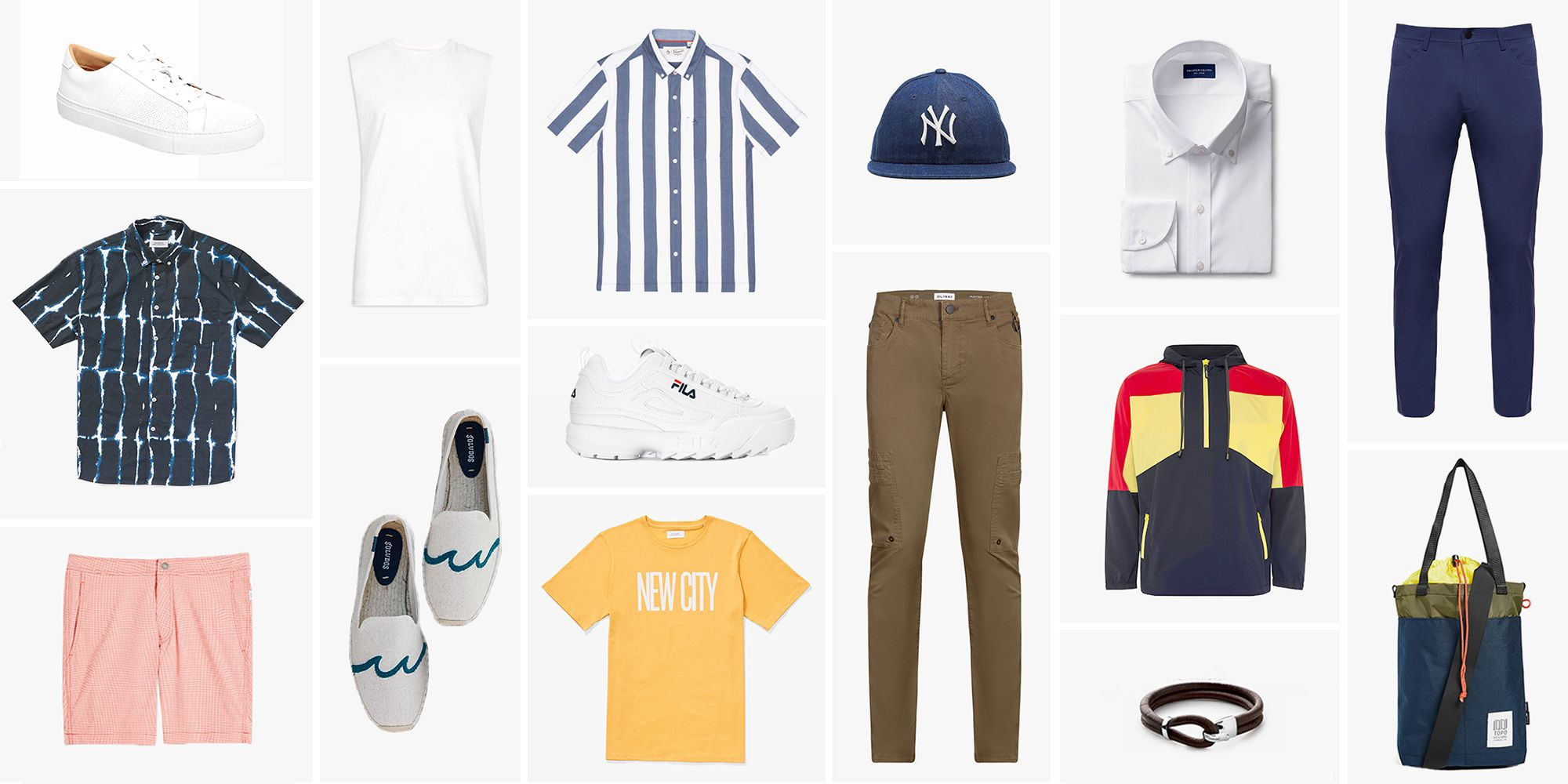 The 5 Best Summer Outfits For Men Summer Fashion Guide For Men