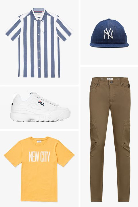 4c78fbd2fd4 The 5 Best Summer Outfits for Men - Summer Fashion Guide for Men