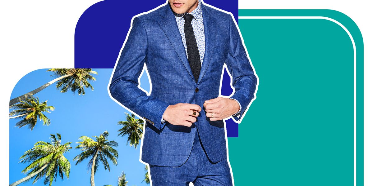 31d2c4132a22 8 Best Summer Suits for Men - Expert Tips for How to Wear Suits in Summer