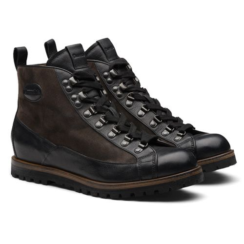 Casual boots, Mens winter