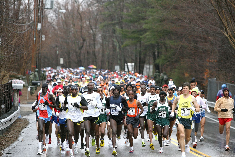 2007 Boston Marathon