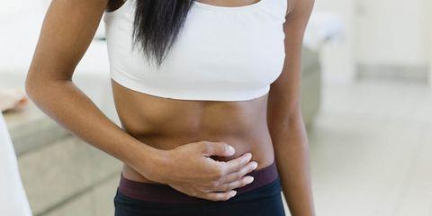7 Manieren Om Een Opgeblazen Gevoel Tijdens Je Menstruatie Te