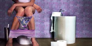 menstruatie-poepen