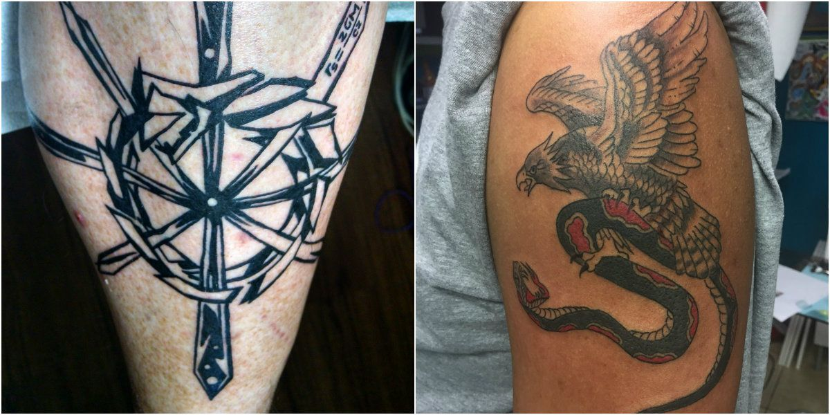 8 Guys Share the Powerful Stories Behind Their Mental Health Tattoos