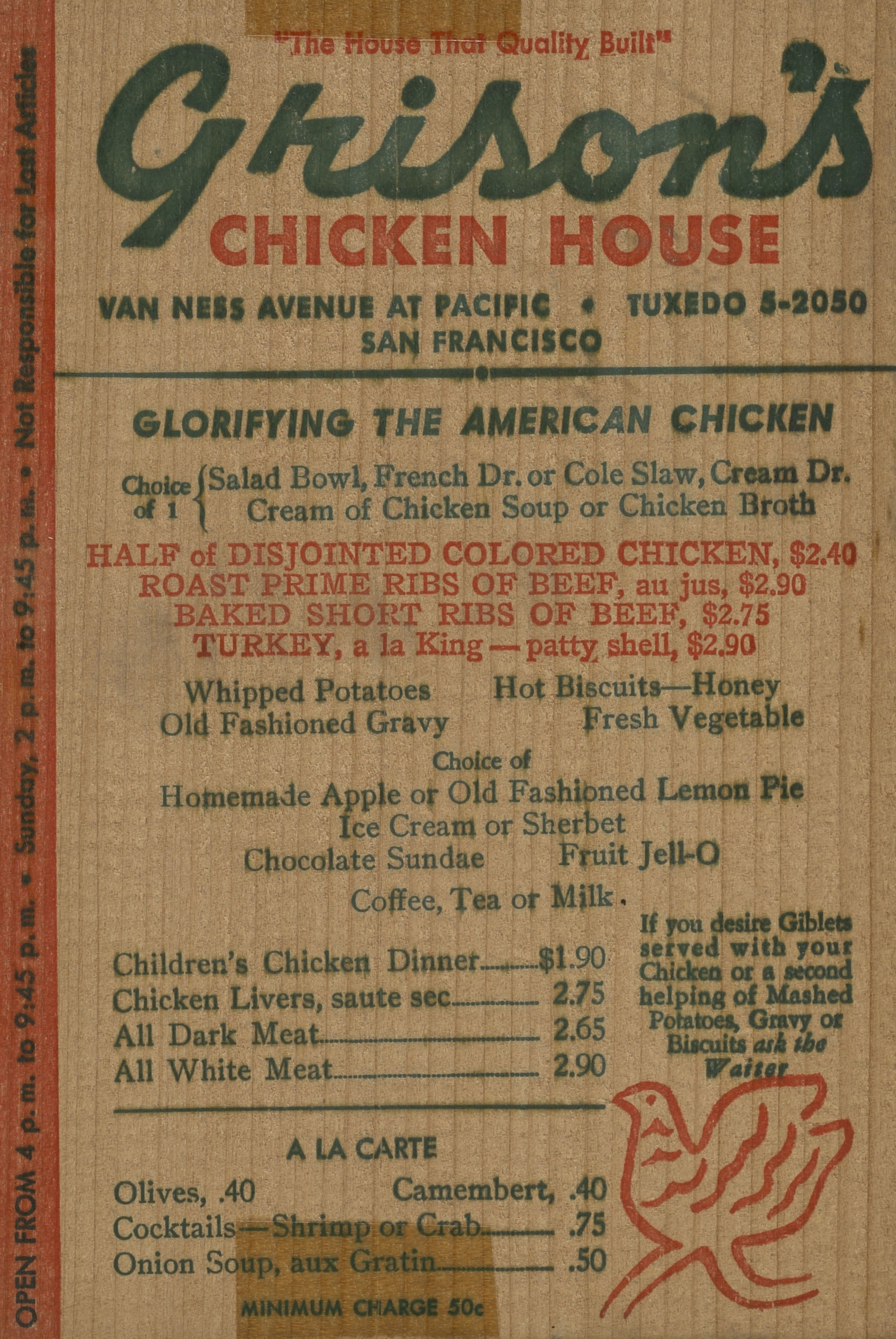 What Eating At Restaurants Was Like More Than 50 Years Ago