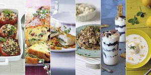 Un menu saludable para el fin de semana