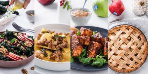 Cuatro recetas vegetarianas para Navidad