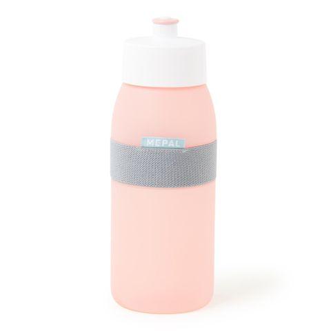 mepal ellipse bidon waterfles roze 500