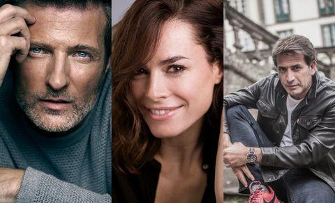 Antonio Garrido, Begoña Maestre, Jesús Olmedo y Lola Marceli protagonizan 'Mercado central'